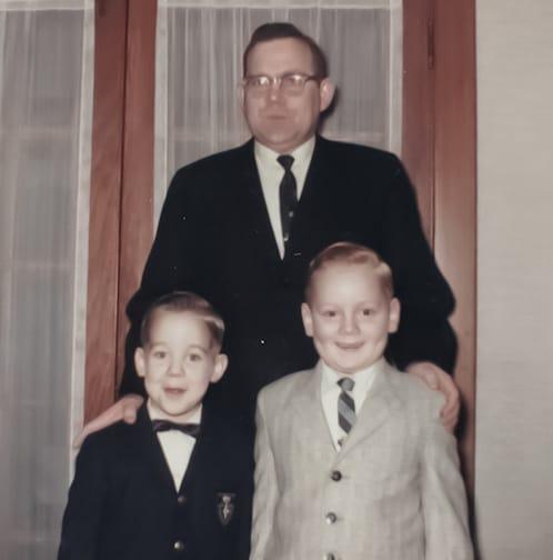 "Remembering Roosevelt ""Bud"" ""Junior"" Oyler, Jr. – My Daddy"